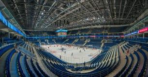 Areny VTB lodu pałac Zdjęcia Royalty Free