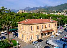 Arenzano is a coastal town and comune in the province of Genoa, Royalty Free Stock Images