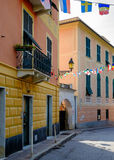 Arenzano is a coastal town and comune in the province of Genoa, Royalty Free Stock Photo