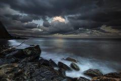 Arenzano, Liguria, Włochy Zdjęcia Royalty Free