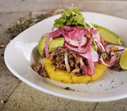 Arepa Royalty Free Stock Images