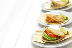 Arepas, venezuelan colombian food Stock Image