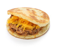 Arepas, venezuelan colombian food Royalty Free Stock Photo