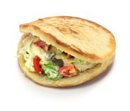 Arepas, venezuelan colombian food Royalty Free Stock Images
