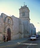 Arequipa圣徒凯瑟琳修道院 免版税库存图片