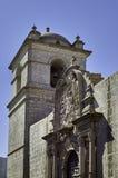Arequipa, αρχιτεκτονικά μνημεία Στοκ Εικόνα
