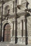 Arequipa Περού, Νότια Αμερική Στοκ Εικόνες