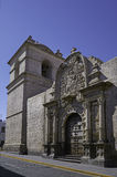 Arequipa, architectural monuments Royalty Free Stock Photo