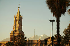 Arequipa city stock images