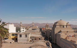 Arequipa Royalty Free Stock Image