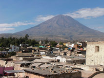 Arequipa Royalty Free Stock Photos