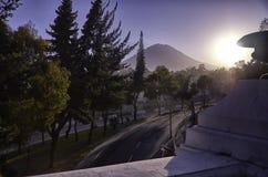 Arequipa, monumenti architettonici Fotografia Stock