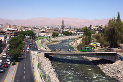 Arequipa, Perù Immagini Stock Libere da Diritti