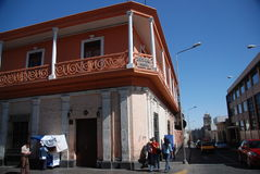 Arequipa Perú Foto de archivo libre de regalías