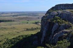 Arequita kulle Arkivbild