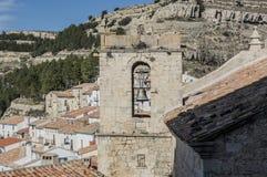 Ares do sino da torre de sino Fotografia de Stock Royalty Free