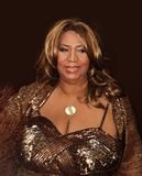 Aretha Franklin Imagem de Stock Royalty Free