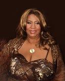 Aretha Franklin royalty-vrije stock afbeelding
