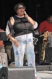 Aretha Franklin  Fotografia Stock