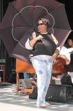 Aretha Franklin Στοκ Φωτογραφία