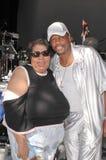 Aretha Franklin,Ali  Royalty Free Stock Photography
