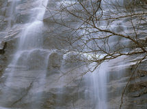 Arethusa Falls, White Mountain National Forest, New Hampshire Royalty Free Stock Image