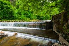 areuse cascades de gorges λ Στοκ εικόνα με δικαίωμα ελεύθερης χρήσης