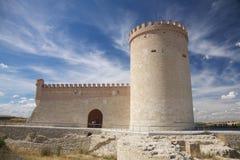 Arevalo castle Stock Photo