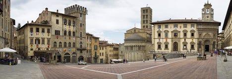 Arezzo Fotografia Stock