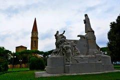 Arezzo Fotografía de archivo libre de regalías