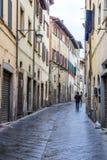 Arezzo dans le chianti en Toscane photo libre de droits