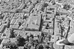 Arezzo en Toscane - en Italie Photographie stock