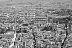 Arezzo en Toscane - en Italie Photos libres de droits