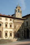 Arezzo, Italy. Arezzo in italy. Architecture in tuscany Stock Images