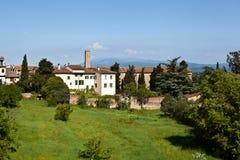 Arezzo. Italy. Landscape. Stock Images