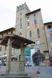Piazza Grande royalty free stock photo