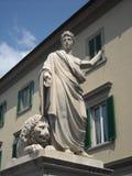 arezzo statua Fotografia Royalty Free