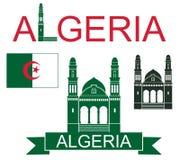 argélia Imagens de Stock Royalty Free
