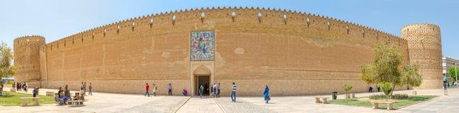 Arg του πανοράματος του Karim Khan Στοκ Εικόνες