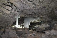 Arg grotta Royaltyfria Foton