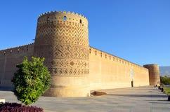 Arg of Karim Khan Stock Image