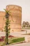 Arg van Karim Khan Monument royalty-vrije stock fotografie