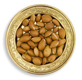Argan fruits Stock Images