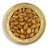 Argan fruits Stock Images