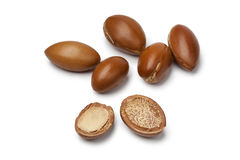 Argan nuts Stock Photos