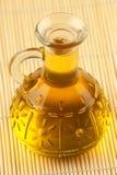 Argan oil. A bottle of a pure argan oil Stock Photo