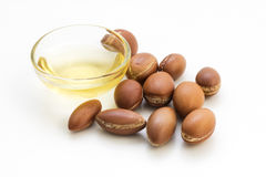 Argan Oil Arkivfoto