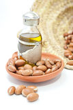 Argan Oil Royalty Free Stock Photos