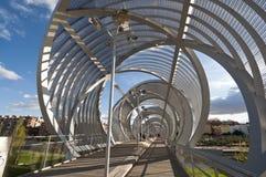 Arganzuela桥梁 免版税库存图片