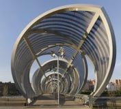 Arganzuela Bridge Madrid Rio Royalty Free Stock Image